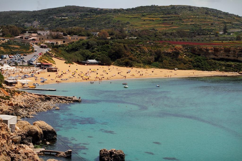 Пляжи Гоцо