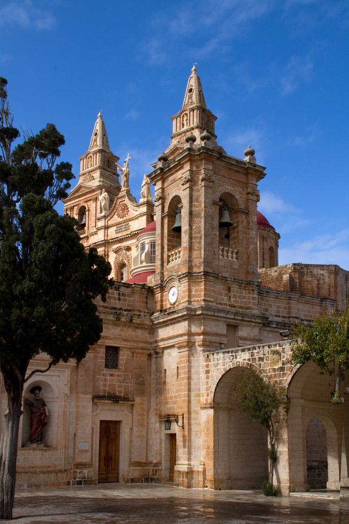 Церковь на Мальте