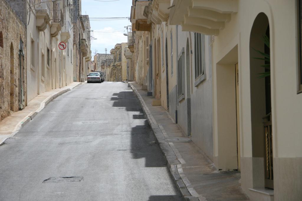 Улицы Меллиехи