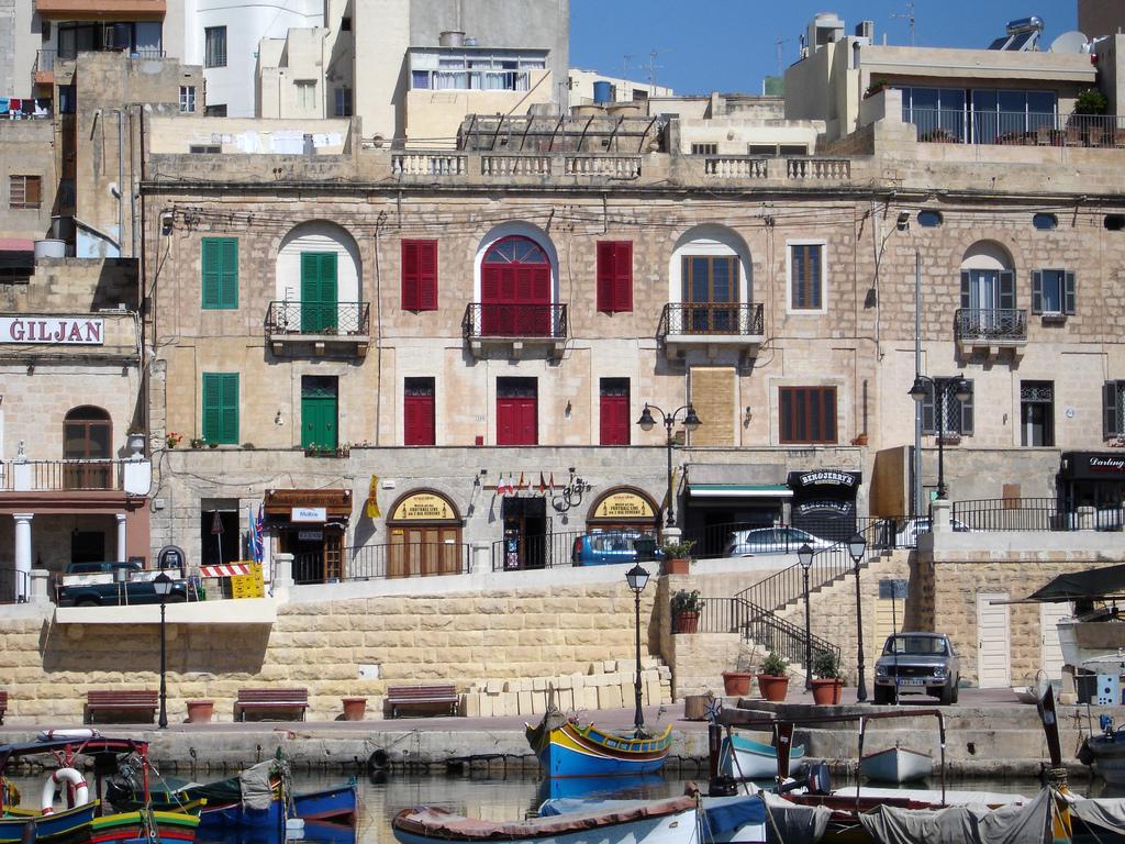 Мальтйская архитектура