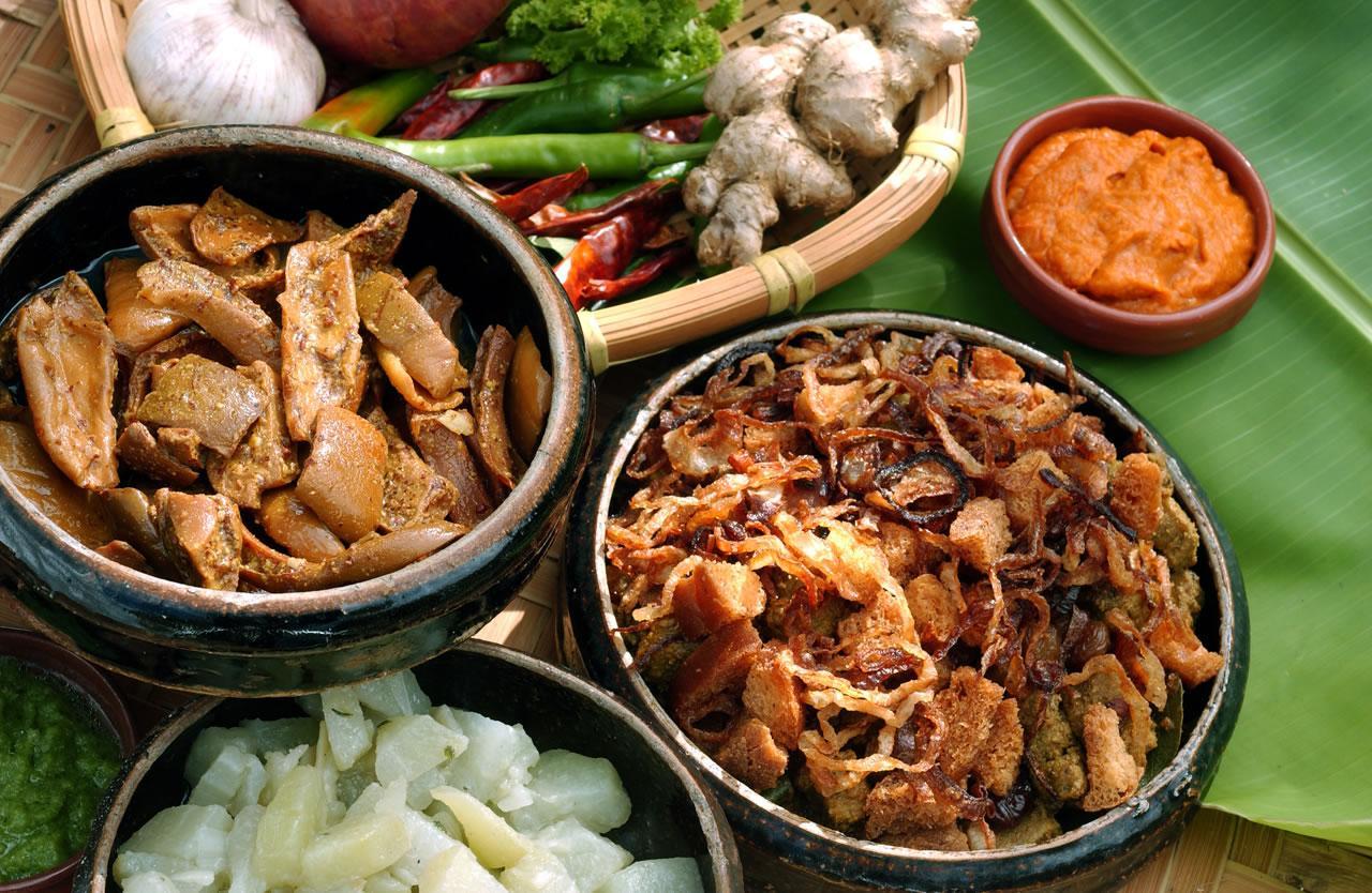 Традиционная кухня Маврикия