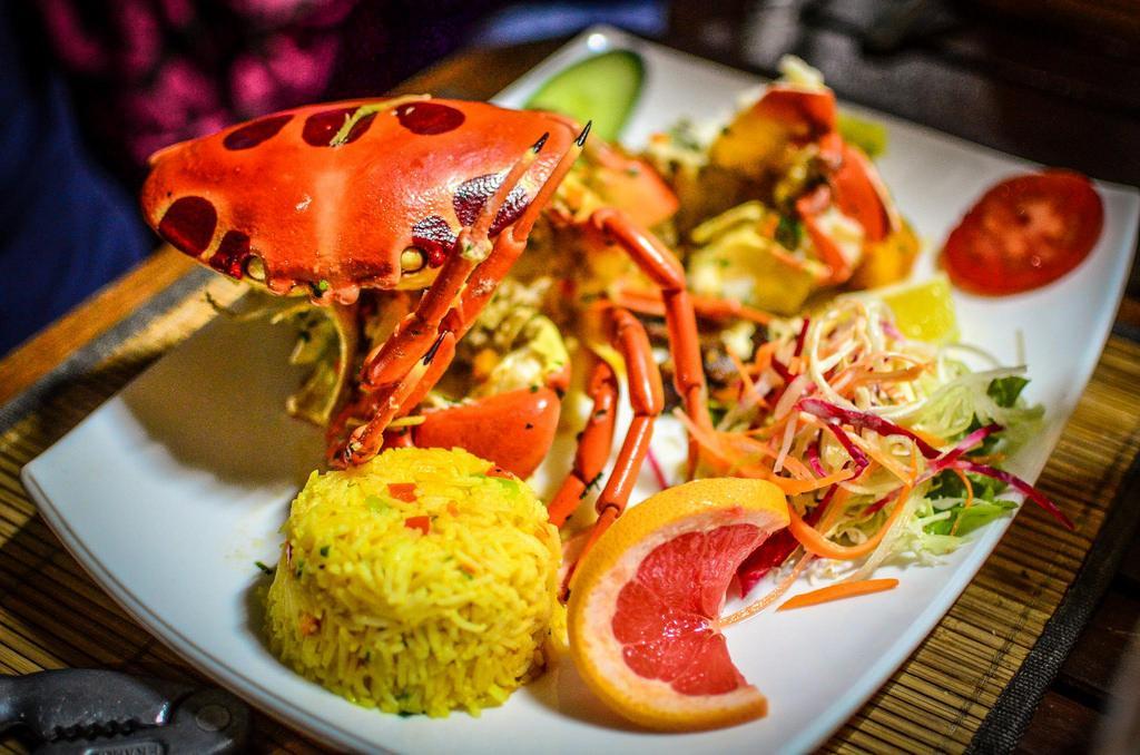 Рестораны Маврикия