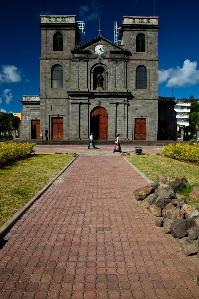 Собор в Порт-Луи