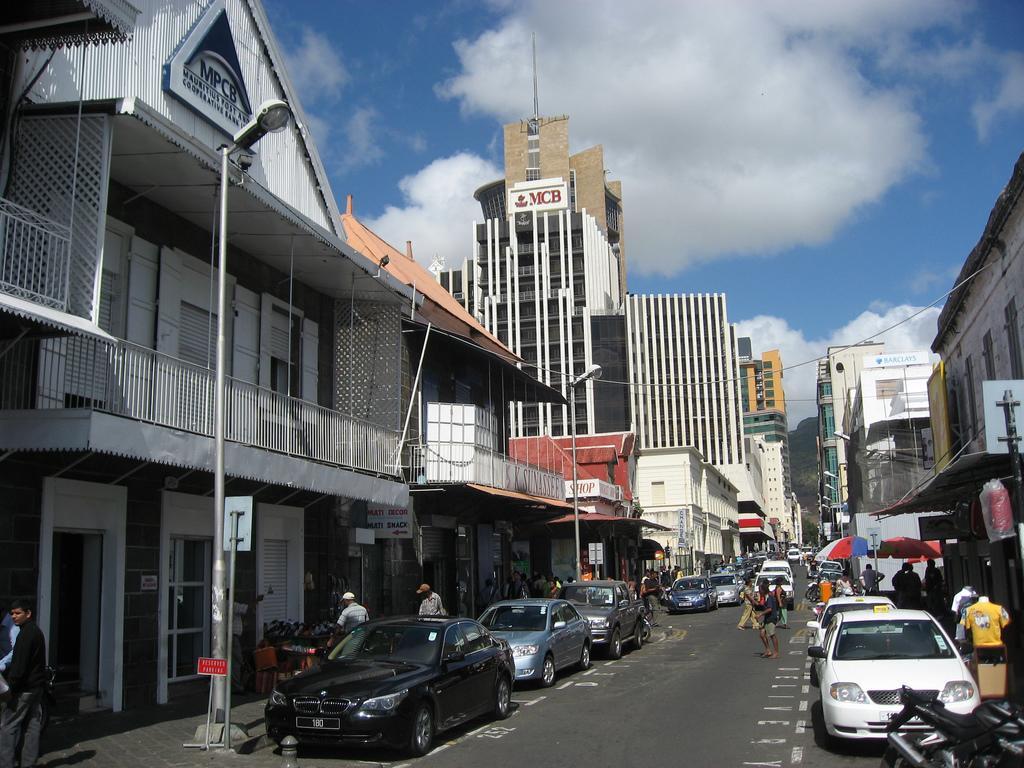 Улицы Порт-Луи