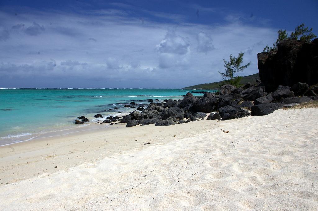 Пляж St Francois
