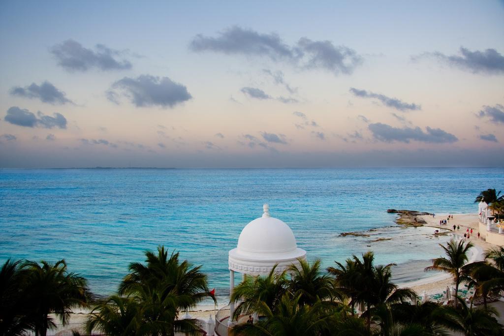 Канкун на закате