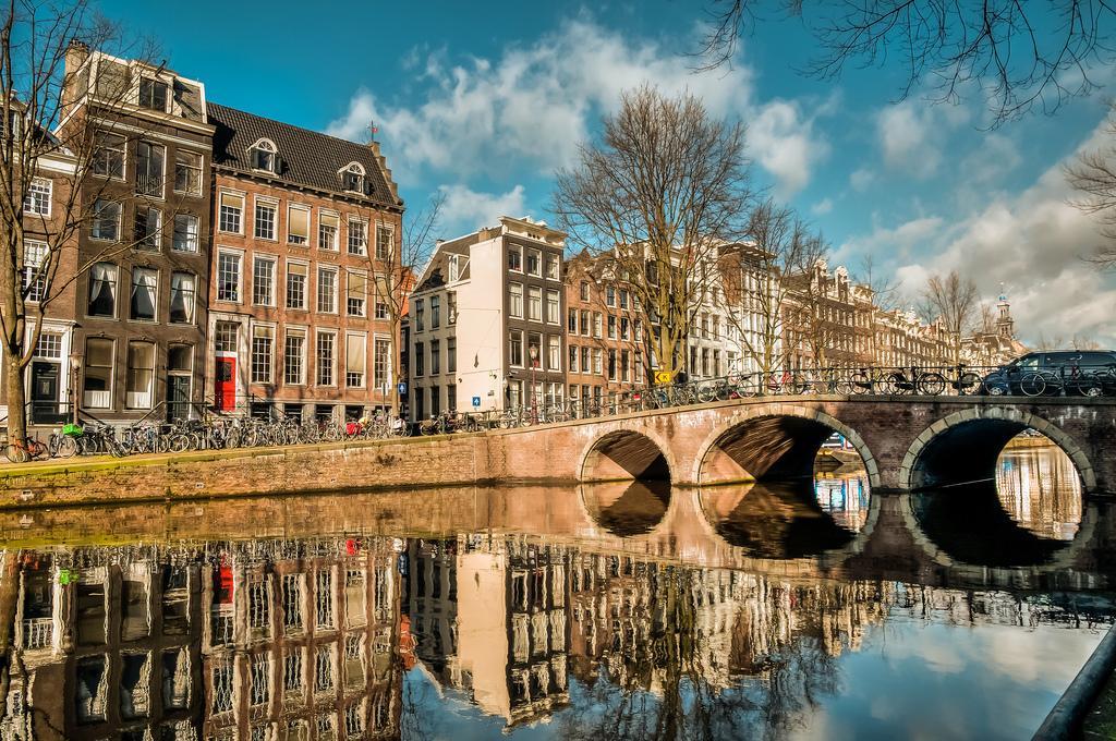Цвета Амстердама