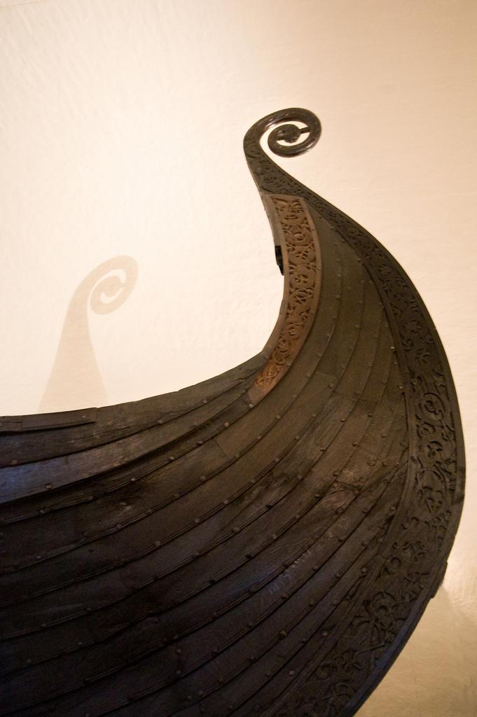 Лодки викингов