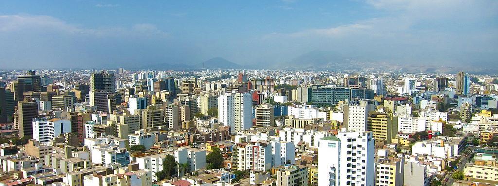 Панорама Лимы