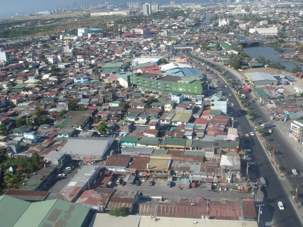 Манила с воздуха