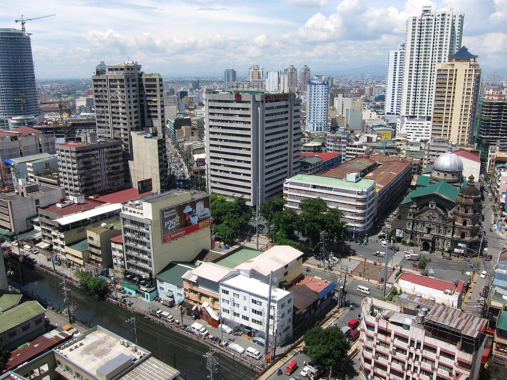 Центр Манилы