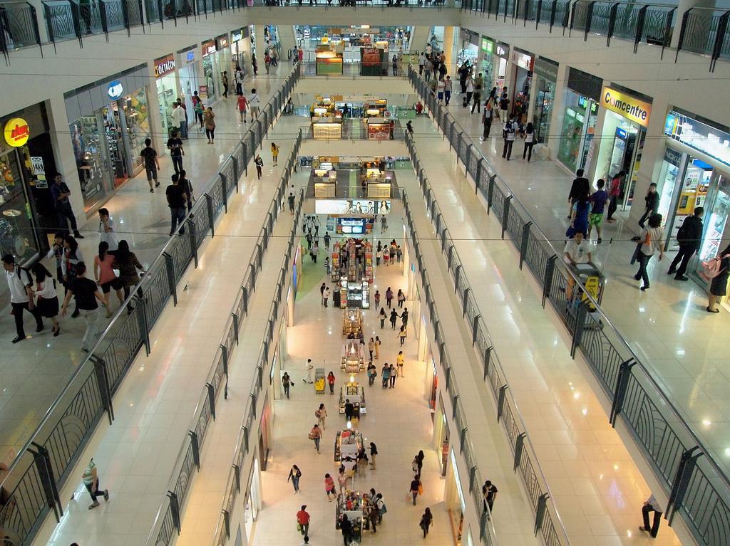 Mega Mall, Mandaluyong