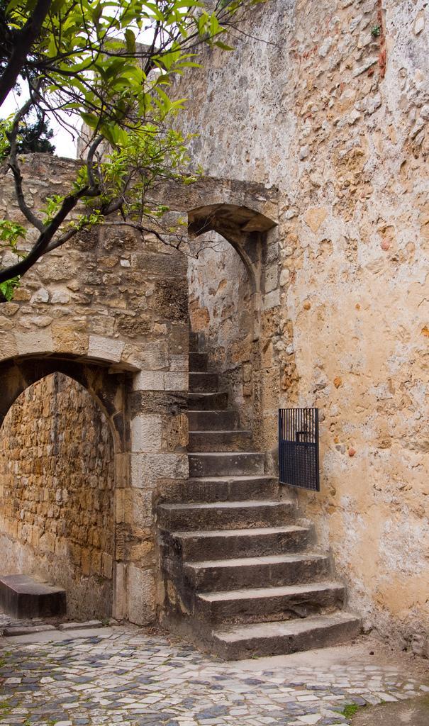 В замке Святого Георгия