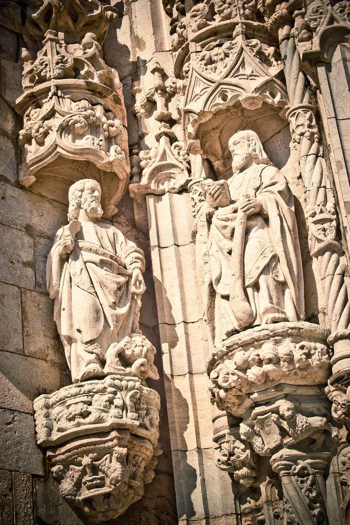 Архитектура монастыря Жеронимуш