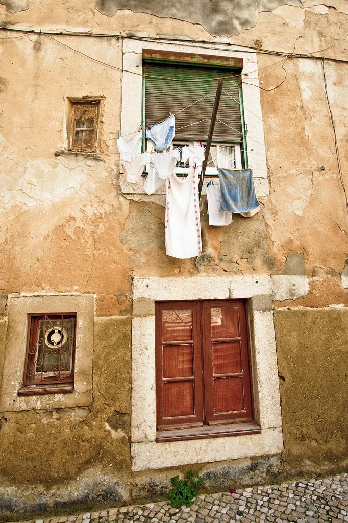 Улицы старого Лиссабона