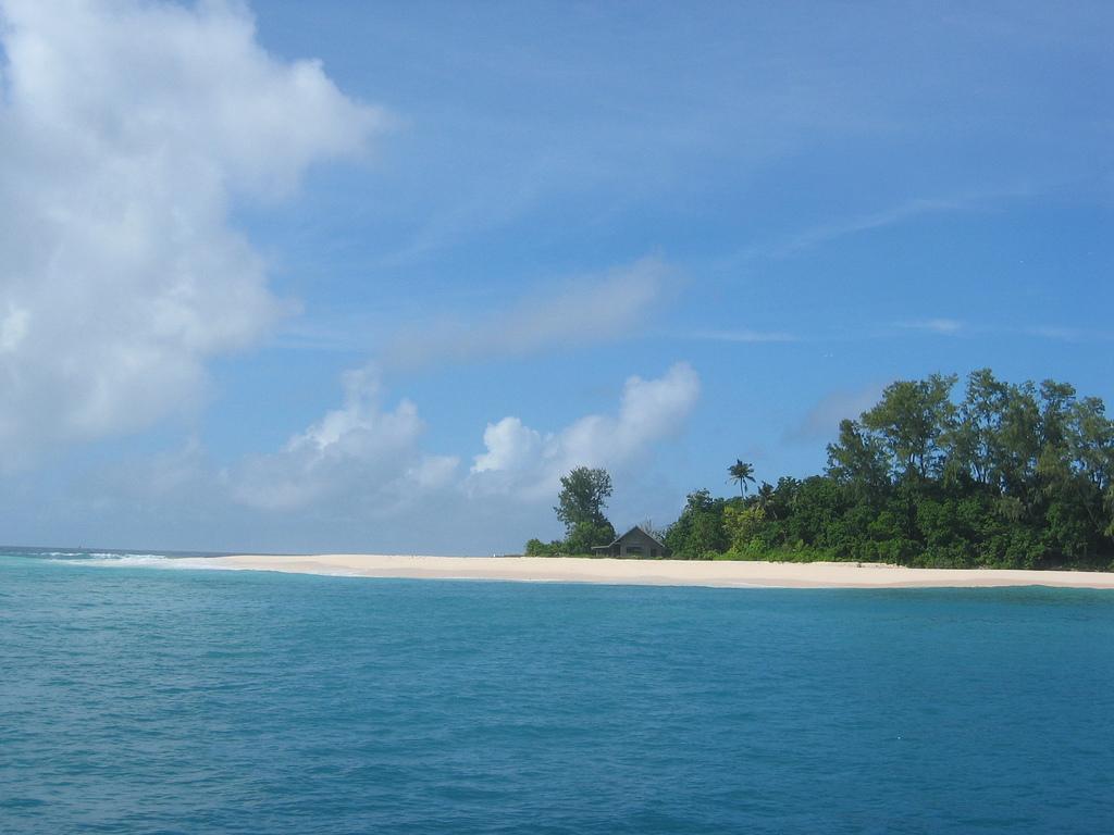 Остров Кузин (Cousin Island)