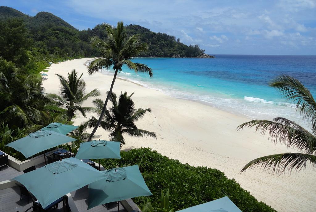 Вид из отеля Banyan Tree Resort