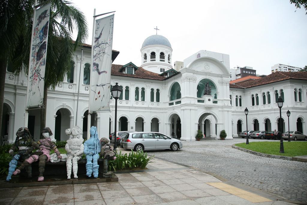 Художественный музей Сингапура