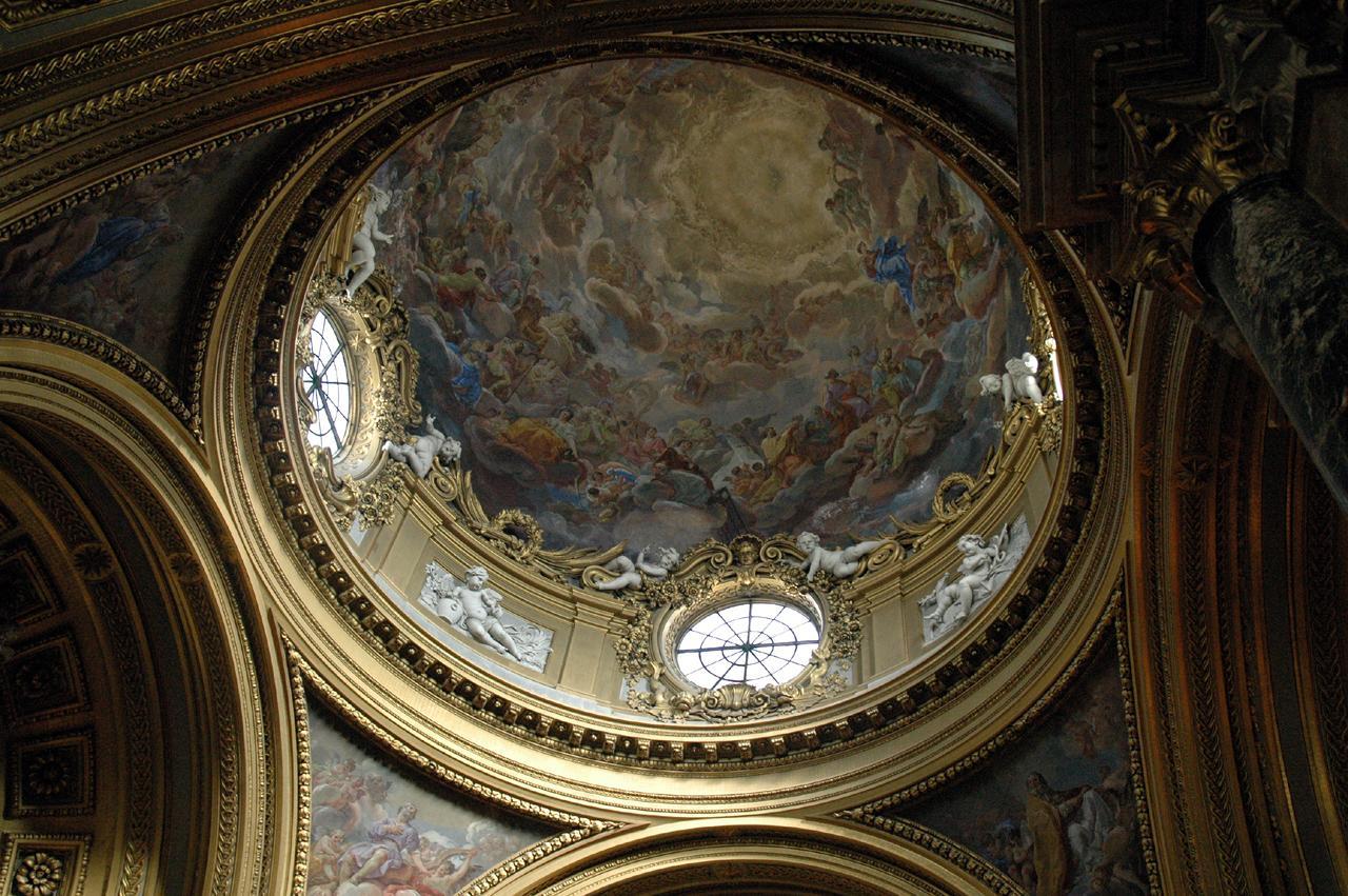 Капелла Королевского дворца в Мадриде