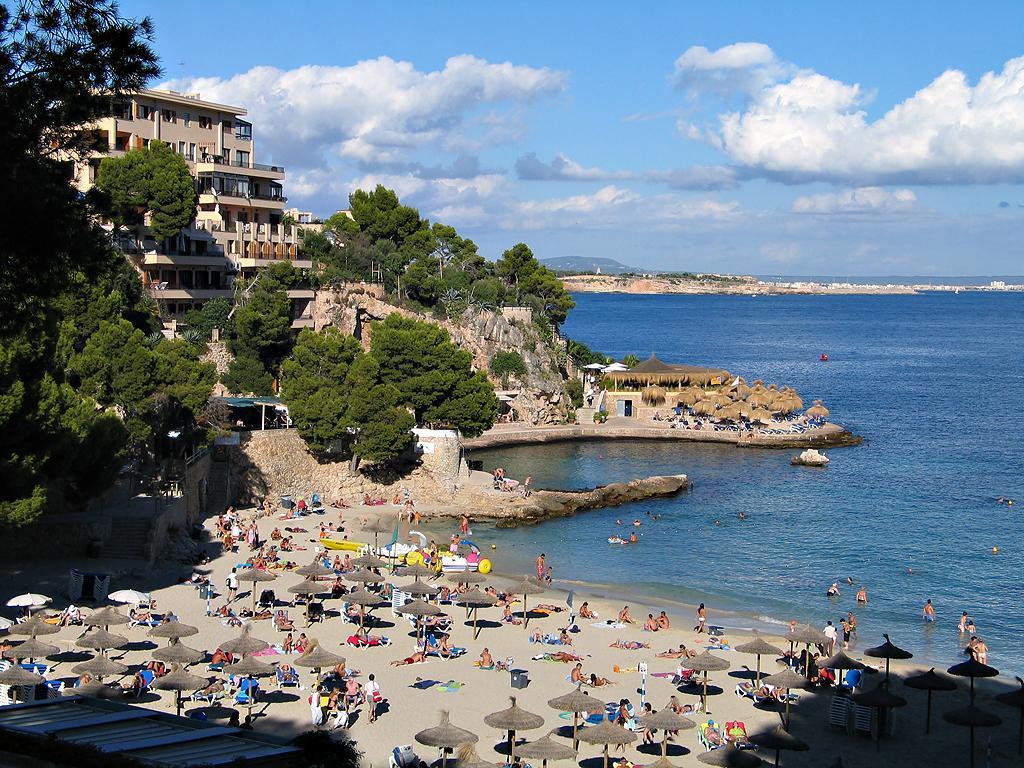 Пляж Ilettas