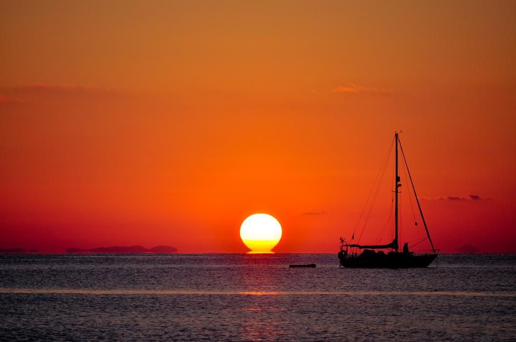 Закат в Пальме