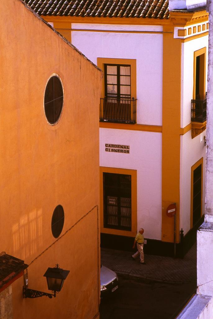Улицы Севильи