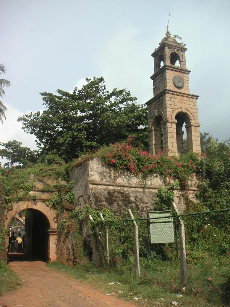Форт Коломбо