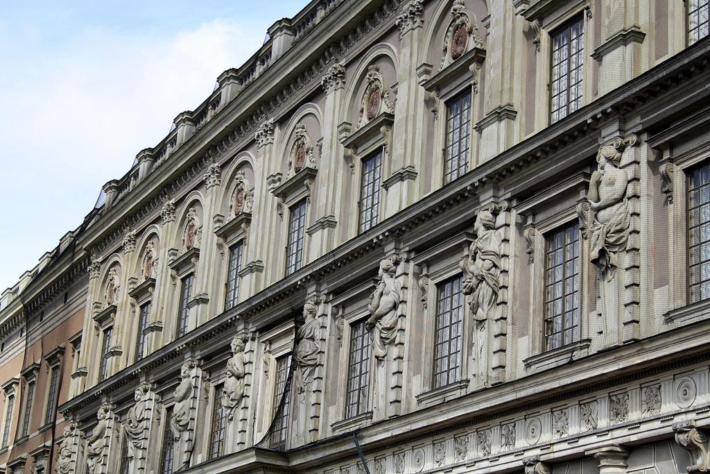 Архитектура Королевского дворца