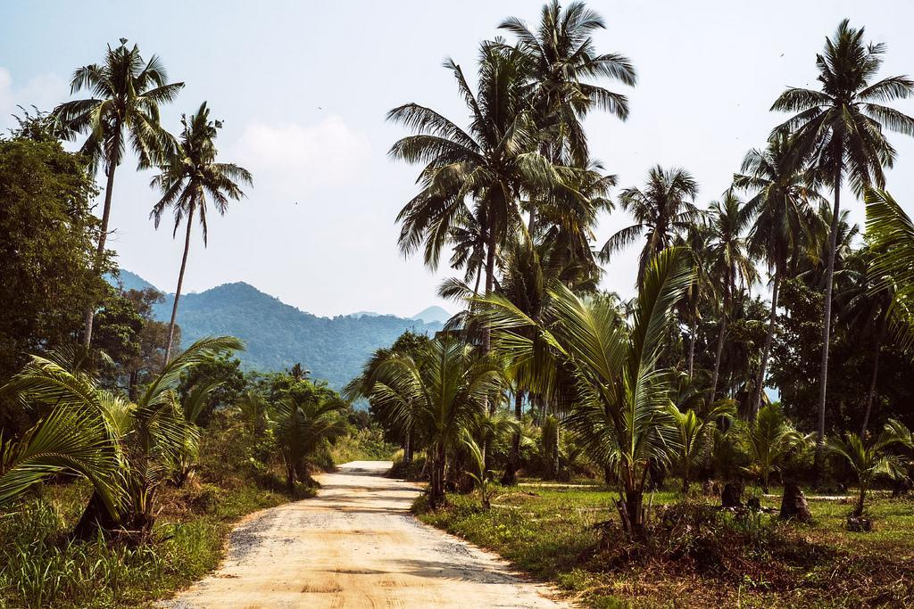 Дорога на Ко Чанге