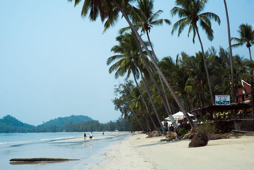 Пляжи Ко Чанга