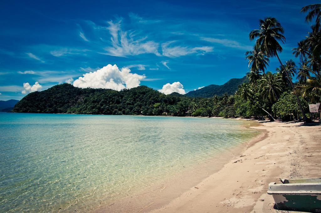 Пляжи на острове Ко Чанг