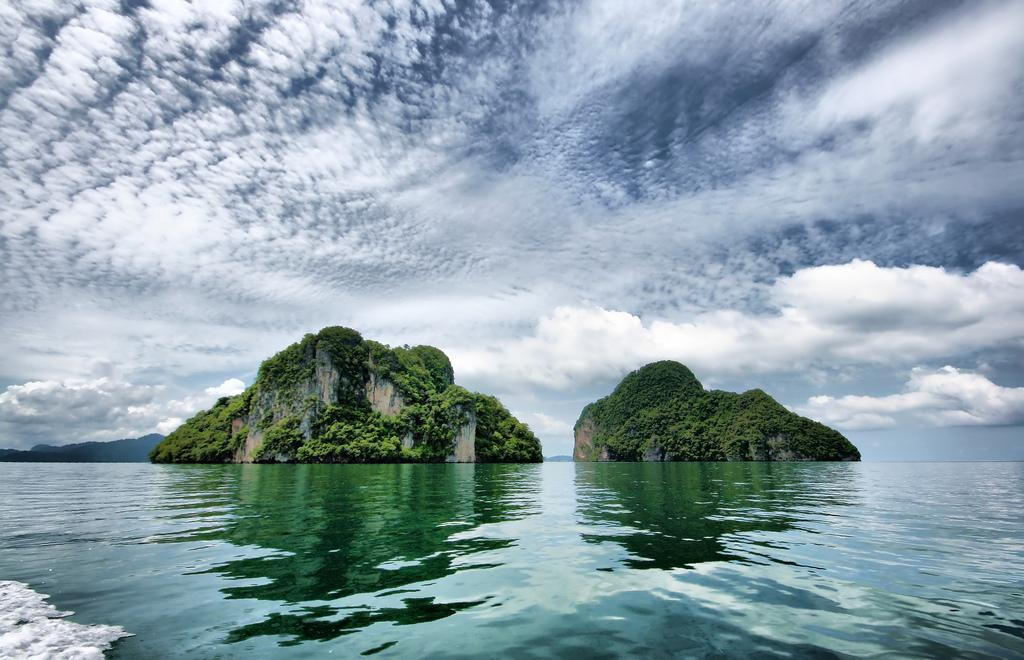 Прибрежные острова