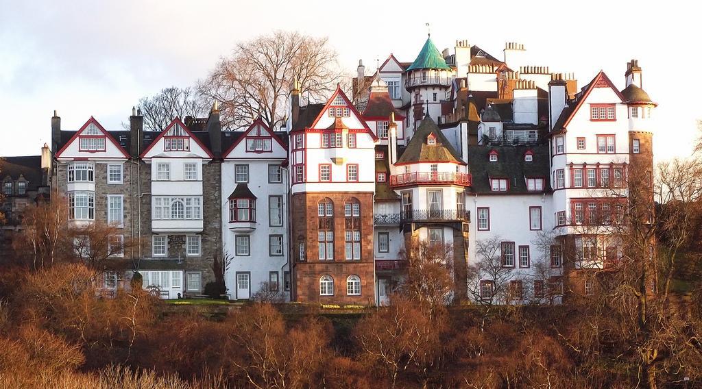 Архитектура Эдинбурга