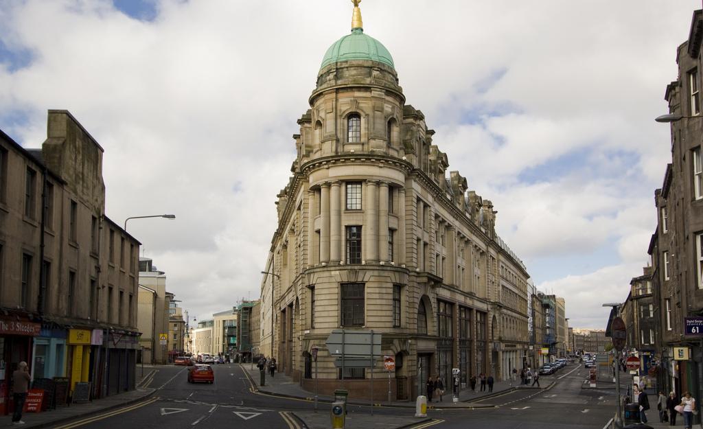 Улицы Эдинбурга
