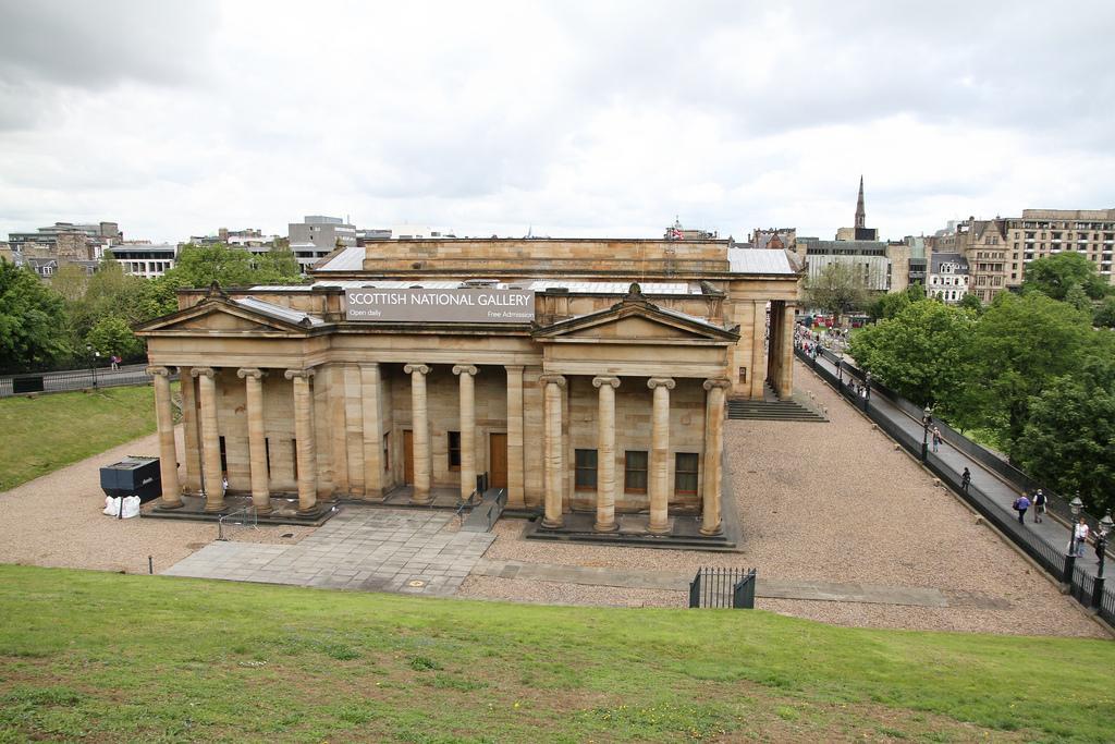 Шотландская национальная галерея