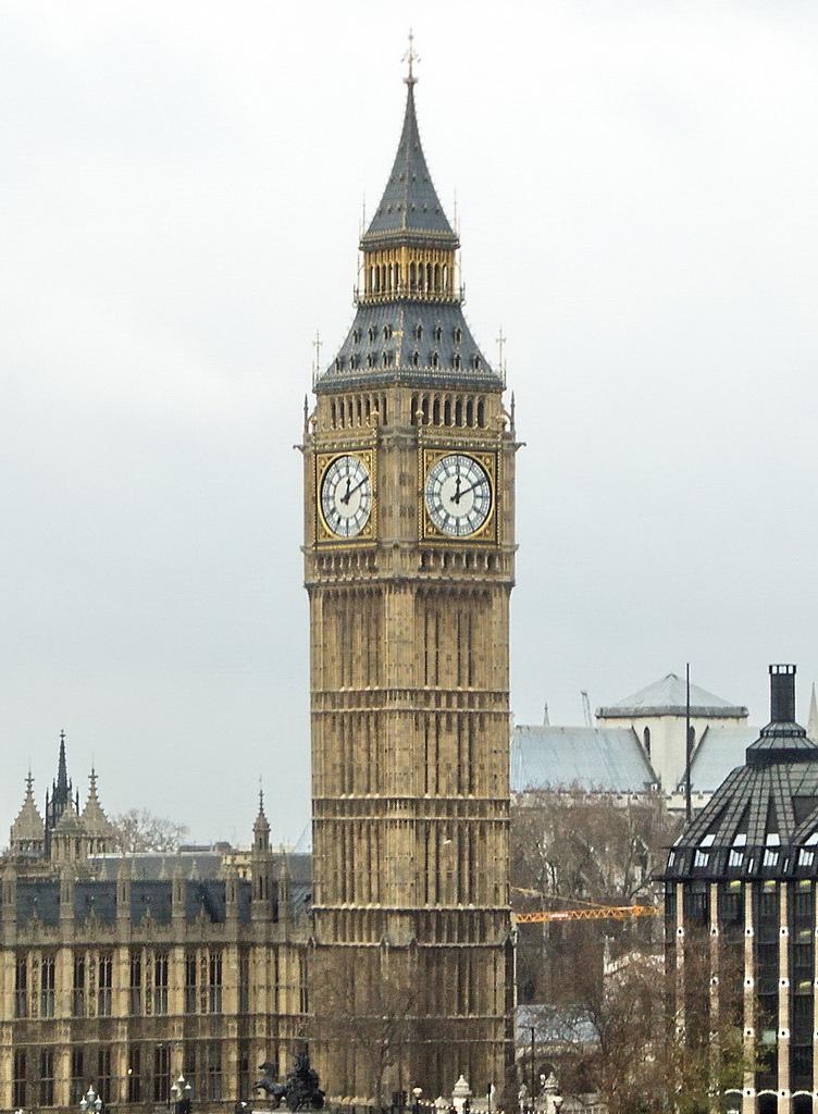 Часовая башня Биг Бен