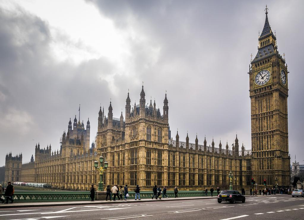 Парламент и Биг Бен