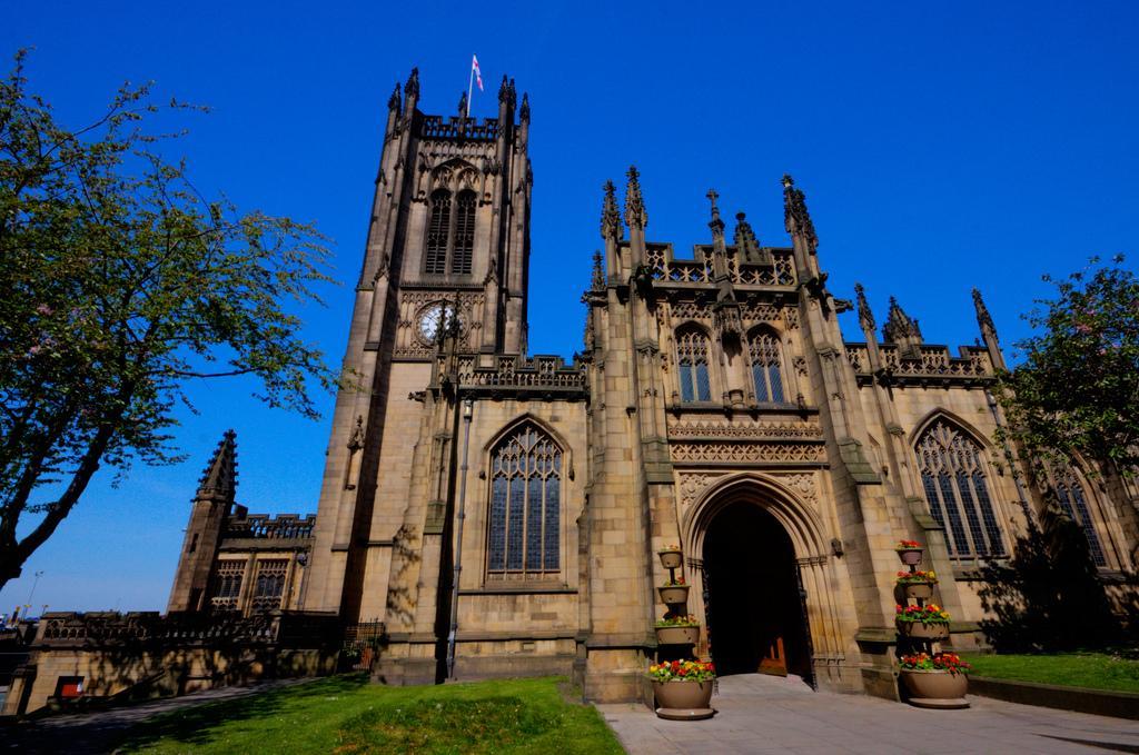Кафедральный собор Манчестера