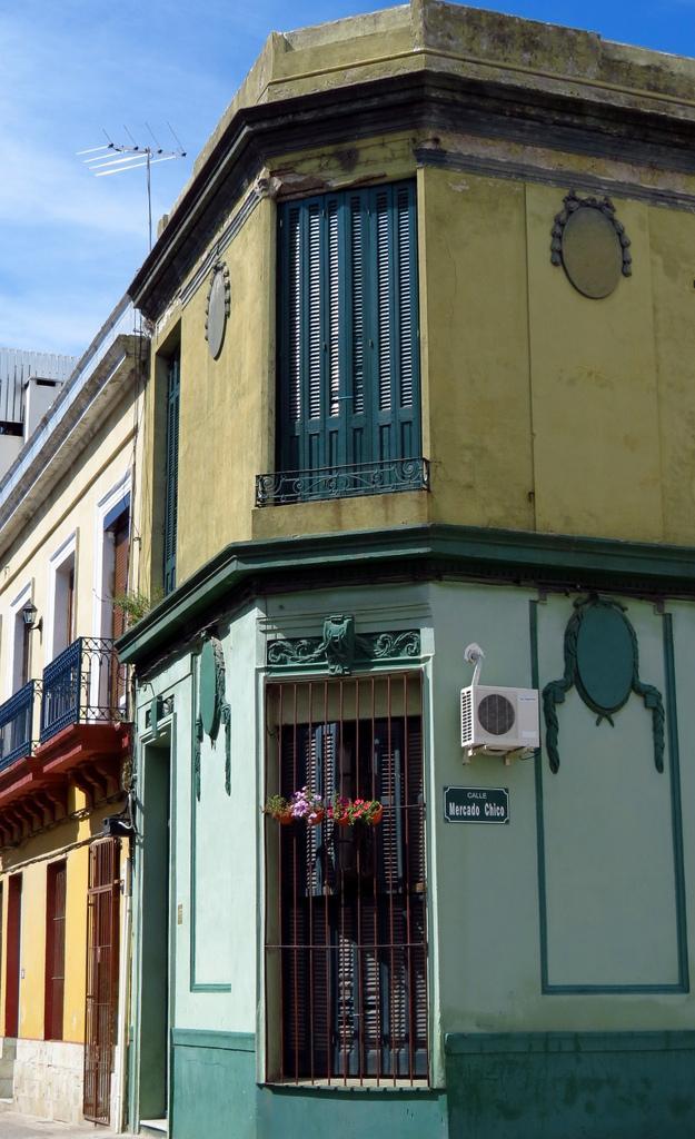 Архитектура Монтевидео