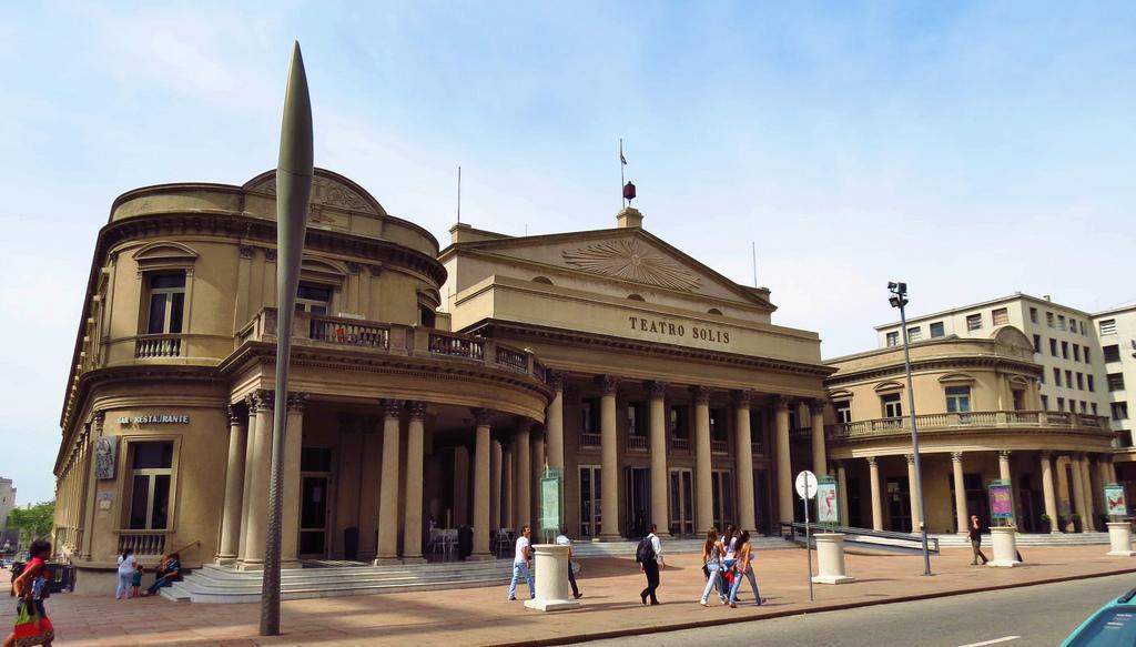 Театр Солис