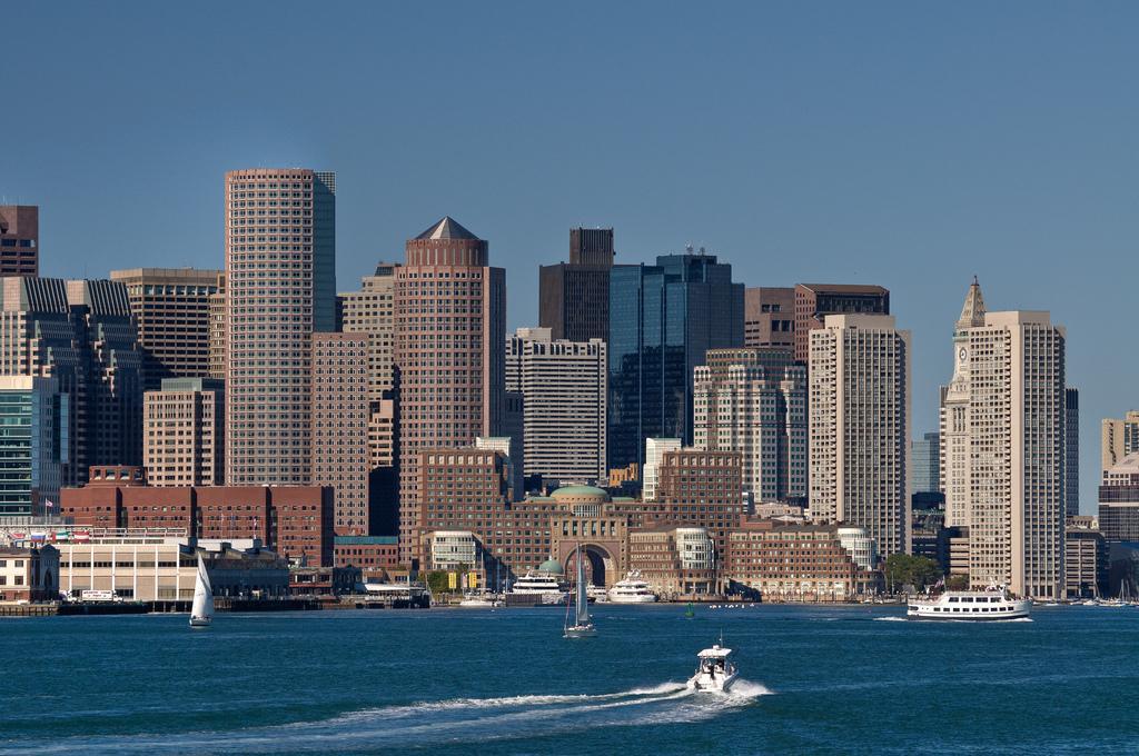 Высотки Бостона