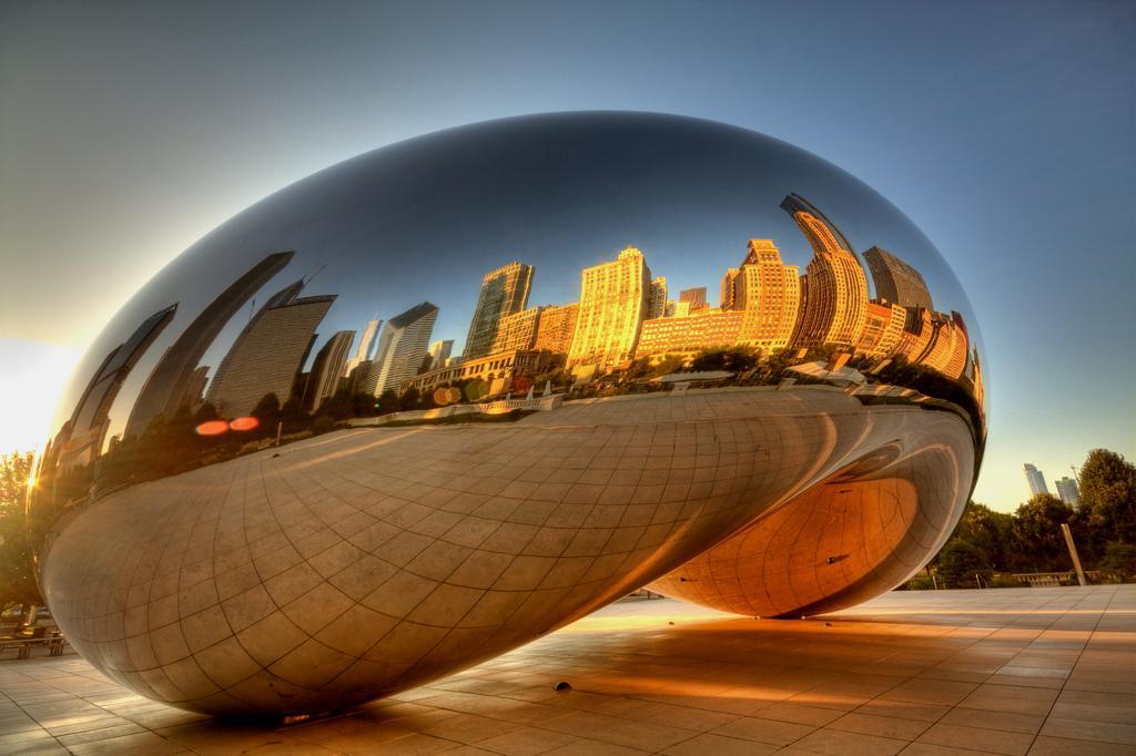 Чикагская фасолина
