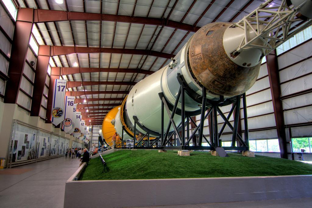 Ракетоноситель Сатурн 5