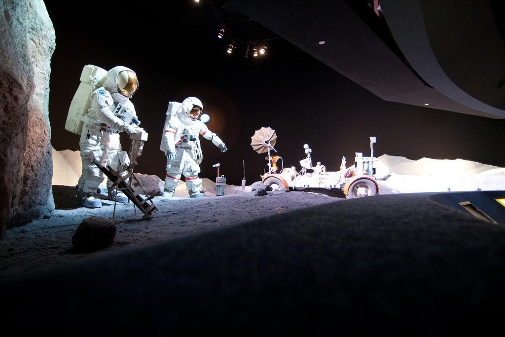 Музей лунной программы Аполлон