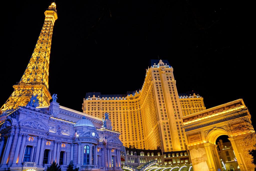 Париж в Лас-Вегасе