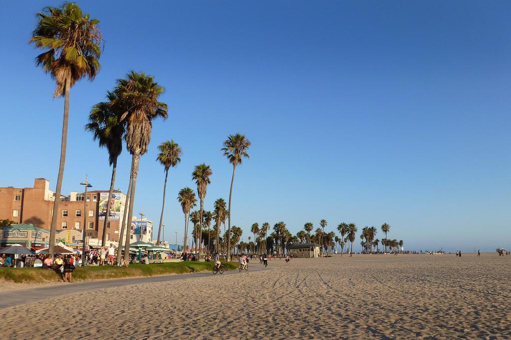 Пляж Венеция
