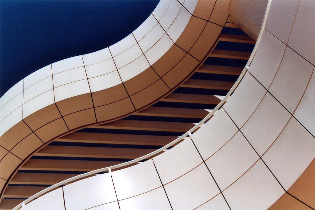 Архитектура Центра Гетти