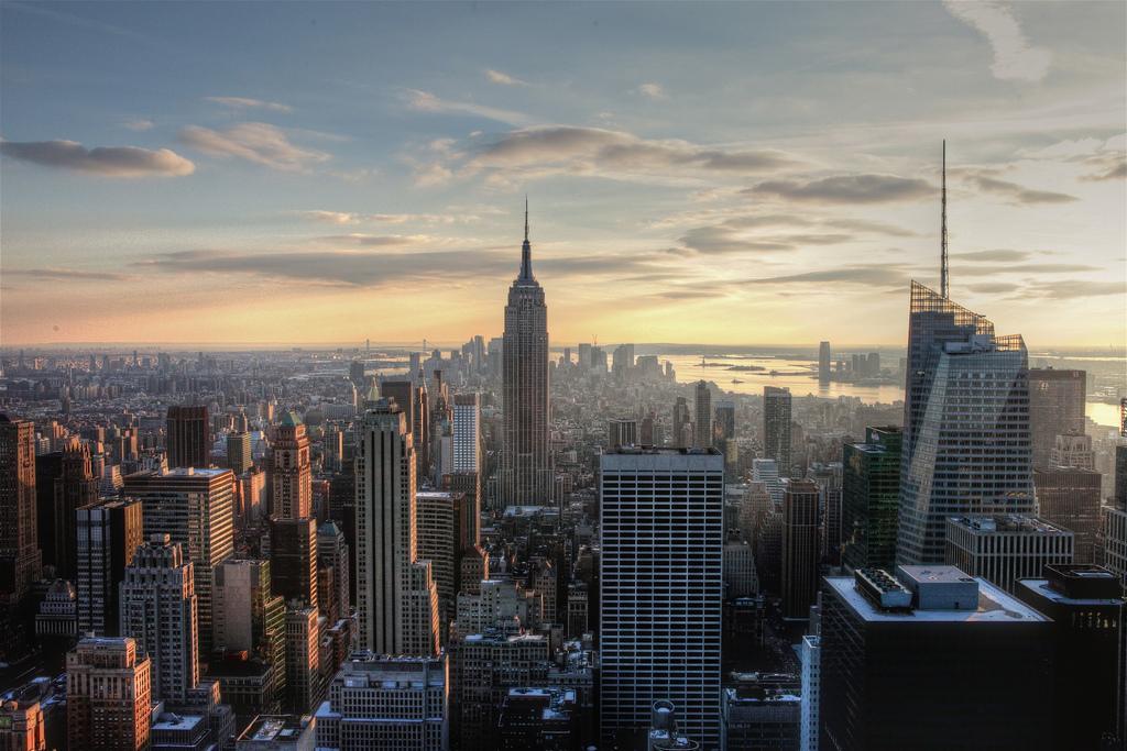 Небоскребы Манхэттена