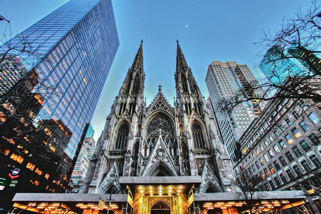 Церковь Святого Патрика на 5й авеню