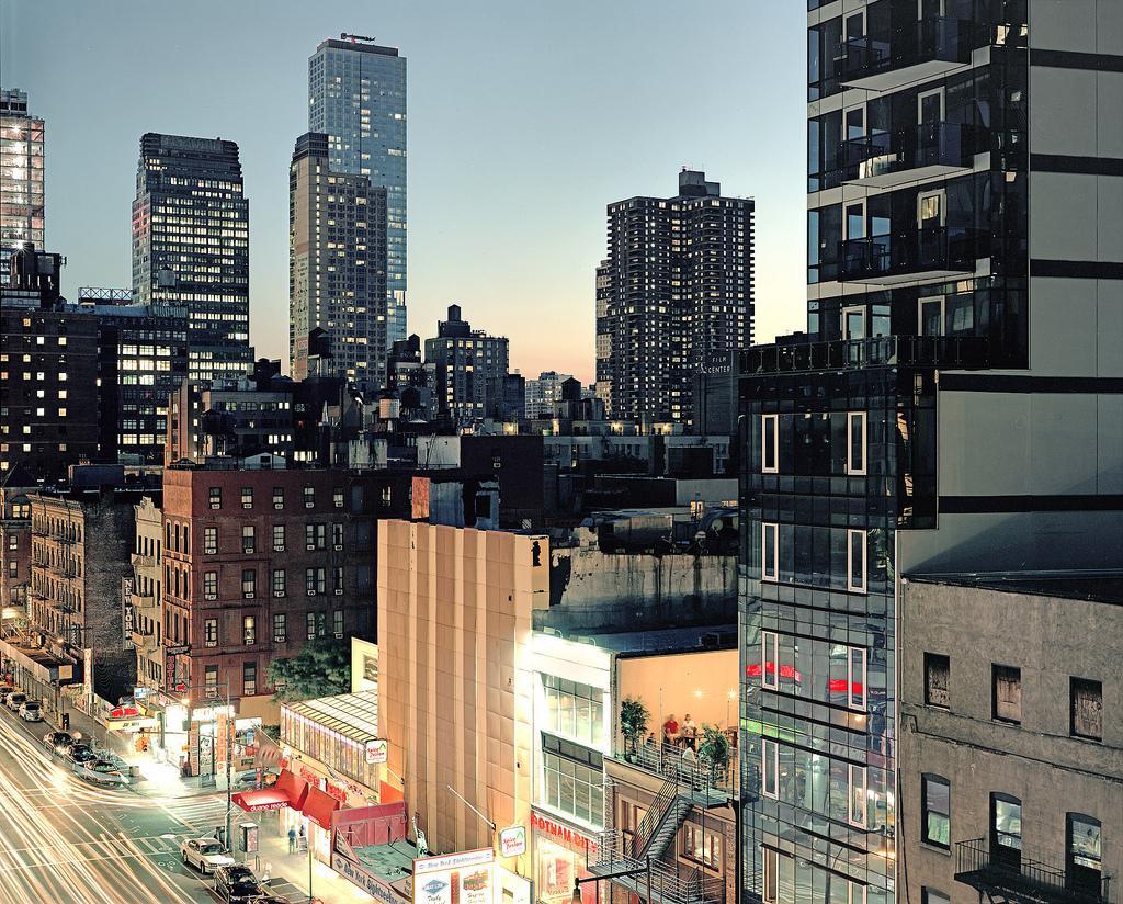 Улицы Нью Йорка